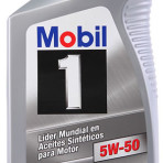 ACEITE MOTOR MOBIL 1 5W50